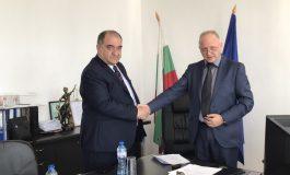 Административния ръководител на Окръжната прокуратура в Добрич встъпи в длъжност