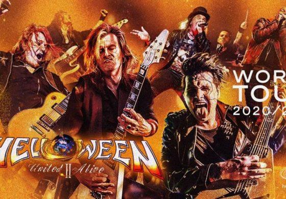 Местят за догодина концерта на Helloween