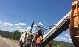 Две години след протеста в село Петров дол пътя се ремонтира