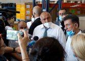 Борисов в Пазарджик: Помагал съм на Бобоков, откривал съм му завод, няма нищо укоримо!