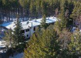 Строителният контрол установи незаконни сгради в имот на Божков на Витоша. Ще влязат ли багери??