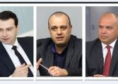 Кой ще управлява БСП-София? Паргов, Проданов или Свиленски?
