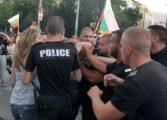 Божков дал заповед за кръв тази вечер на протеста