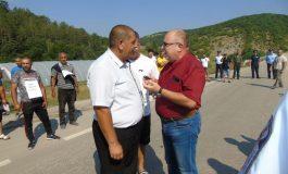 Заместник областният управител на Търговище се срещна с жители на село Вардун, протестиращи срещу безводието