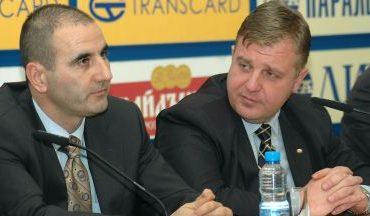 Цветанов няма да разцепи ГЕРБ, а ОП, за да вземе МО. Борисов има своя US-игра - тройна коалиция с ВМРО