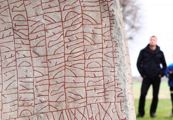 Загадката около камъка Рьок в Швеция – предрекли ли са викингите климатичната криза