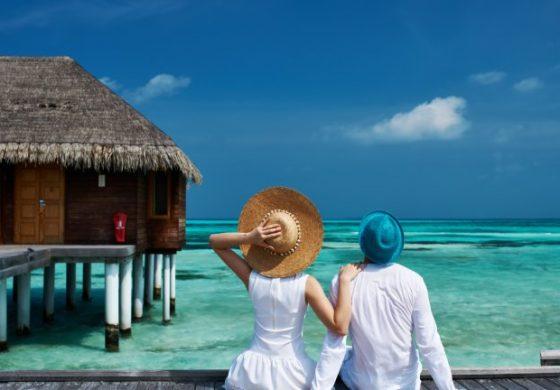 Най-дългият меден месец: Двойката, която прекара 127 дни на Малдивите заради коронавируса