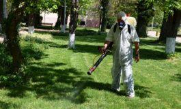 Пръскат срещу насекоми в Аксаково, Игнатиево и Слънчево