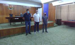 Народният представител от ГЕРБ Павел Христов се срещна с кметове и партийни активи в Аксаково и Провадия