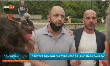 СКАНДАЛ! Димитър Големанов и Генадий Атанасов със сдружение на 2 дни поискаха безвъзмездно 50 дка общински имот край морето във Варна