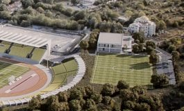 Отпуснатите от държавата 3 милиона за Шумен отиват за помощното игрище и нова зала до стадиона