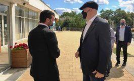 Свилен Шитов се срещна с главния прокурор Иван Гешев