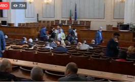 ГЕРБ бойкотираха парламента. Депутатите не можаха да съберат кворум!