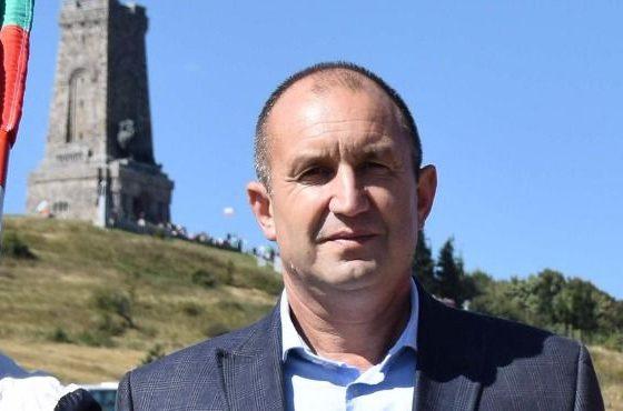 Радев ще участва в отбелязването на 143 години от Шипченската епопея утре