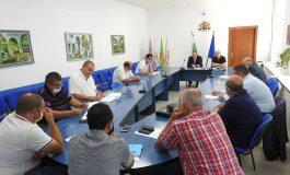 Областният управител Митко Стайков инициира работна среща по проблемите с водоснабдяването