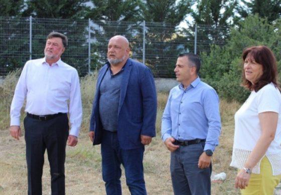 Изграждат футболно игрище и стрийт фитнес в Провадия и още три общини във варненско