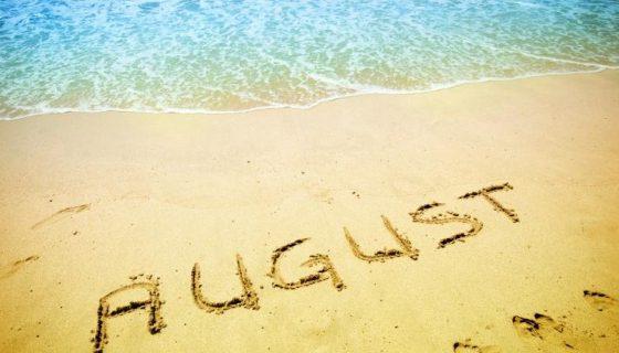 Започна прекрасен и ваканционен август