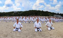Международният летен лагер по киокушин в Камчия започва на 16 август