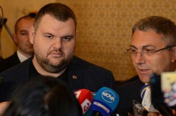 Пеевски и Борисов комбина срещу Карадайъ за Изборния кодекс?! Или всичко е пунта мара и комбинация на Сарая..?