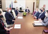 """Изненадващо! Борисов на среща с""""Локхийд Мартин"""": Искаме да купим още осем нови F-16 от САЩ!"""