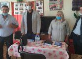 Нели Лефтерова от ГЕРБ е единственият кандидат за кмет на червеното село Брестак