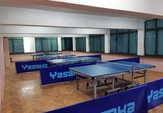 Днес в Провадия отвори врати нова зала за Тенис на маса