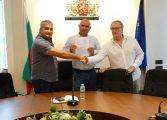 Изграждат открита спортна площадка в община Ветрино