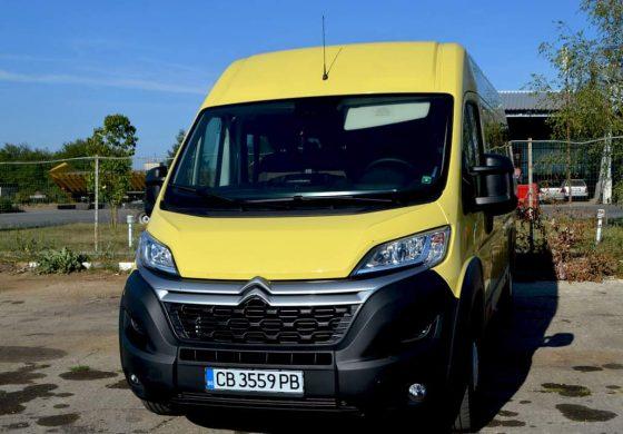 И община Вълчи дол с нов училищен автобус
