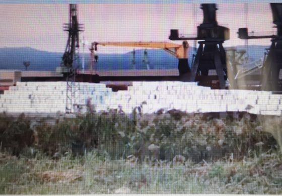 Боклук за милиарди! Отново кораб с боклук на Пристанище Варна-Запад (видео)