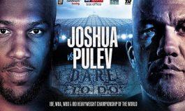 Мачът за световната титла по бокс Джошуа-Кубрат Пулев вероятно ще е на 12 декември в Лондон