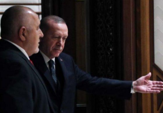 Борисов обсъди с Ердоган стъпки за подобряване на двустранните отношения