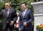 Борисов към Заев: България подкрепя европейското бъдеще на Северна Македония