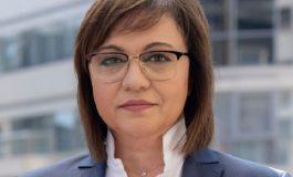 Корнелия Нинова: Изказването на Борисов е цинизъм!