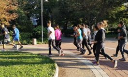 """За поредна година в Силистра се проведе благотворителния маратон """"Чрез спорт към знание""""!"""
