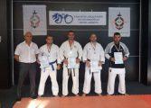 Полицай от Силистра трети на национално състезание по карате