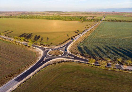Опасното кръстовище край Долище вече е кръгово