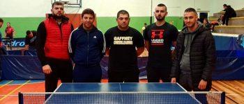 СКТМ Девня '2016 стартира шеметно Държавното отборно първенство по тенис на маса за мъже