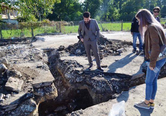 Откриха нови археологически находки в Девня (СНИМКИ)