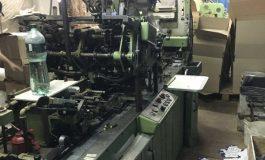 Гешев обяви за разбита фабрика за незаконно производство на цигари