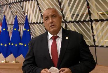Борисов от Брюксел: Децата на училище, карантината да е до 10 дни