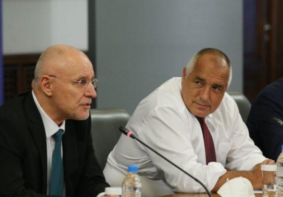 """Борисов договаря """"преходен експертен кабинет"""" под патронажа на САЩ с премиер Кирил Ананиев или шефа на БНБ?!"""