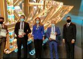 """Приз """"Кмет на годината"""" за Свилен Шитов - градоначалник на Девня"""