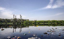 Река Провадийска замърсена с бяло вещество