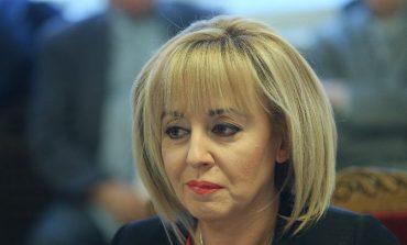 Мая Манолова прави граждански ГДБОП, за да си гарантира място в парламента