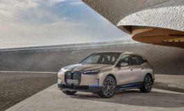BMW представи първия си електрически SUV