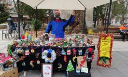 Посетете Коледния базар на младежите от Защитено жилище Провадия