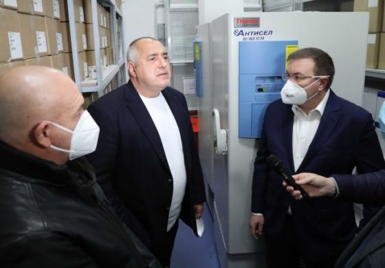 Борисов: Вече излизаме от тъмните класации. Ваксинирането ще е само пожелание и безплатно