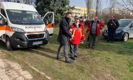 Нова линейка получи спешната помощ в Белослав