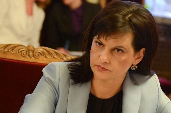 Дариткова: Имаме решение да не се коалираме с БСП, нямаме такова за ДПС
