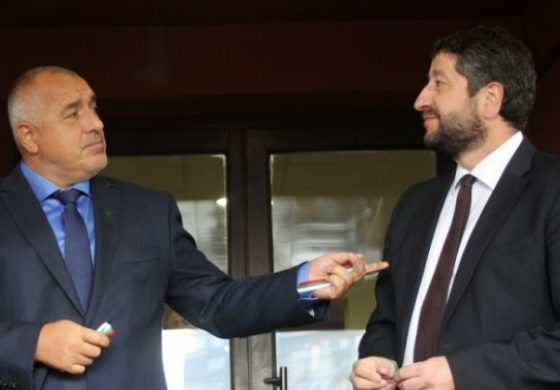 """Контрата на Борисов срещу сценария на Сарая – печели вота и съставя правителство в коалиция с """"патриотите"""" и Десницата"""